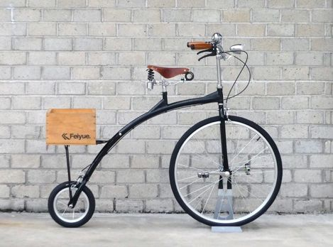 Churchill Messenger Bike by Vanguard: Bicycles Design, Pennies Farthing, Brie Messenger, Messenger Bike, Brie Bike, Bicycles Velo, Churchill Messenger, Bici Rara, Bike Vanguard Design Com