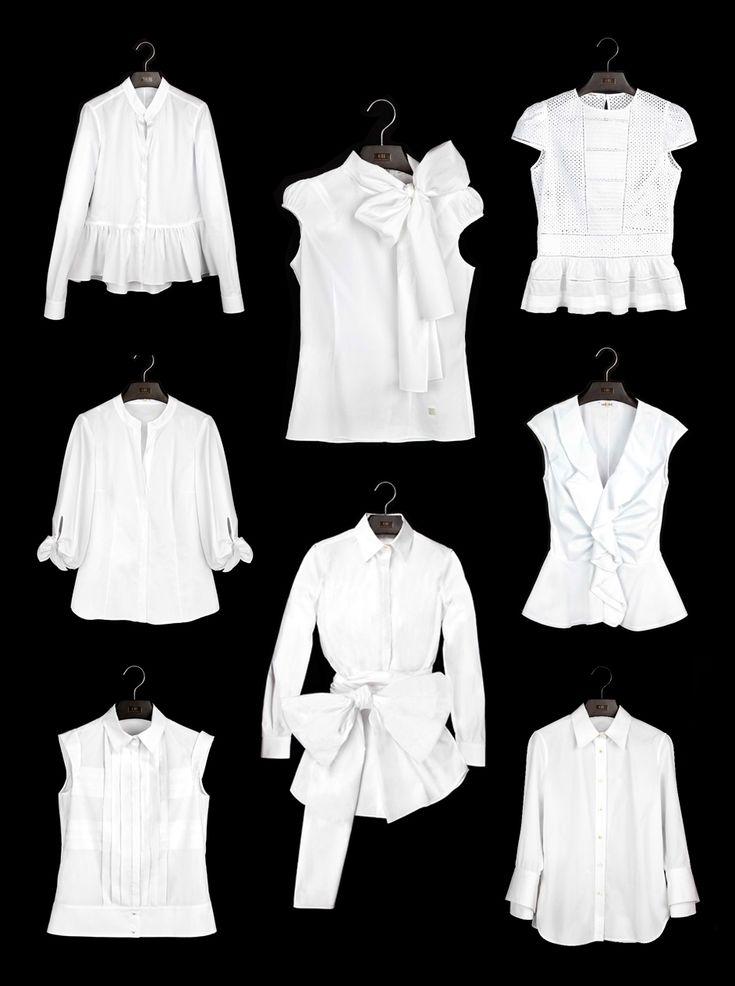 White Shirt Collection - Carolina Herrera - El Palacio de Hierro
