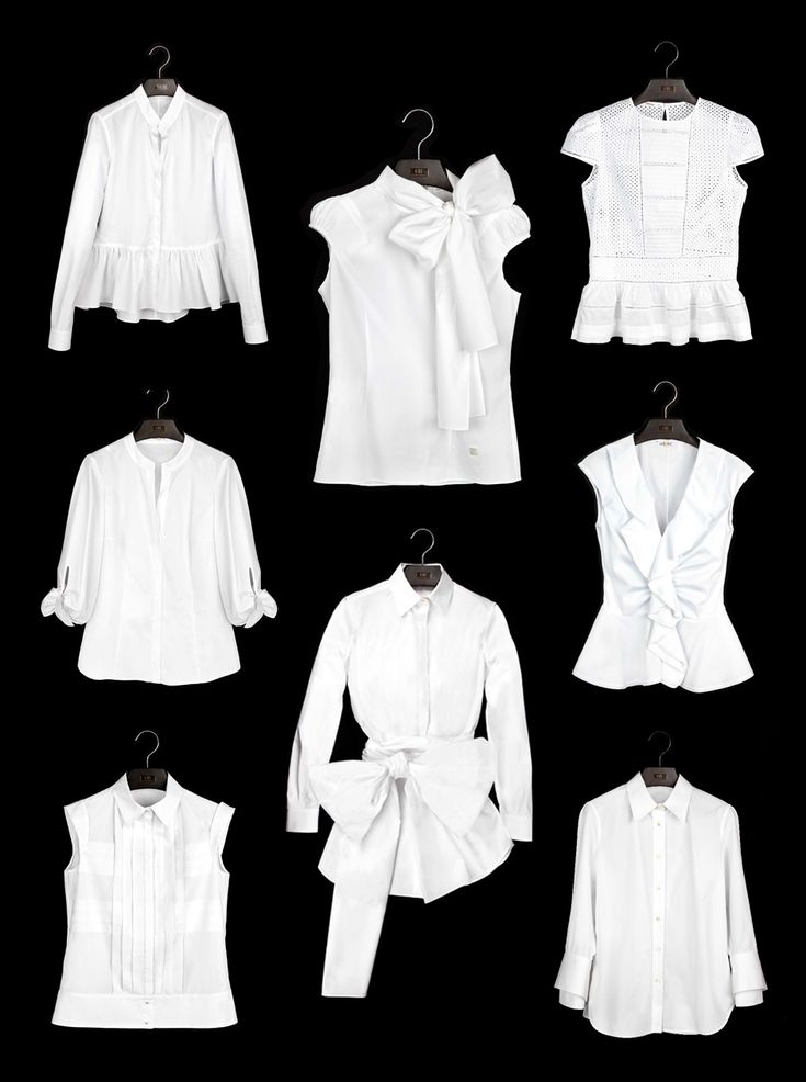 white shirt collection carolina herrera el palacio de