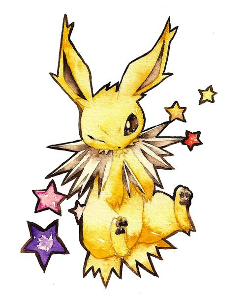 Tumblr Ltyl72lrzs1r2f2gso1 500 Jpg 500 600 With Images Pokemon Drawings Pokemon Eeveelutions Pokemon Eevee