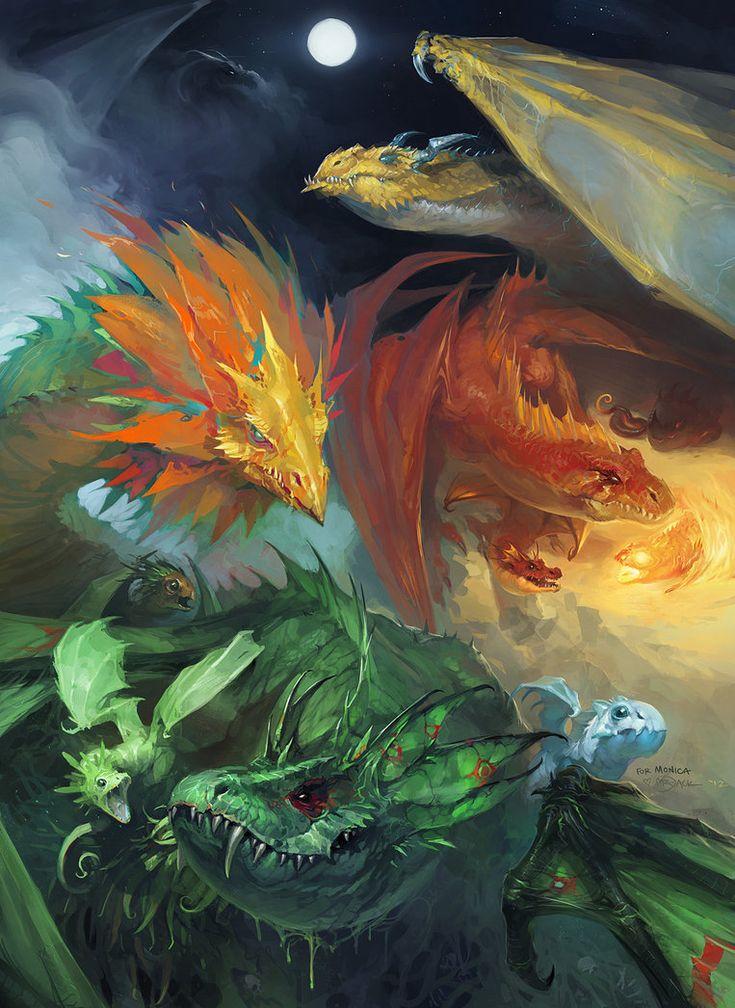 Vale of Dragons by Mr--Jack on DeviantArt