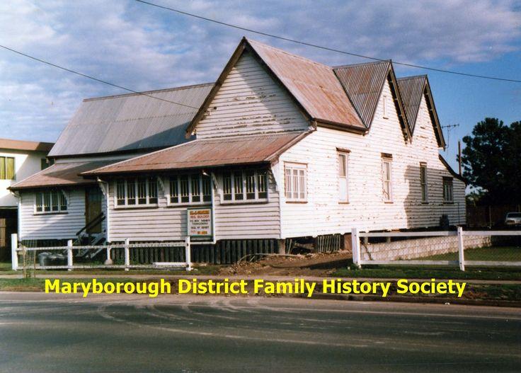 Formerly Vossbrook Private Hospital, John Street, Maryborough
