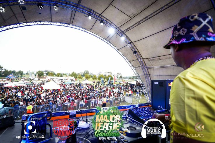 #MajorLeaguegardens is an annual event Hosted by Major League DJz