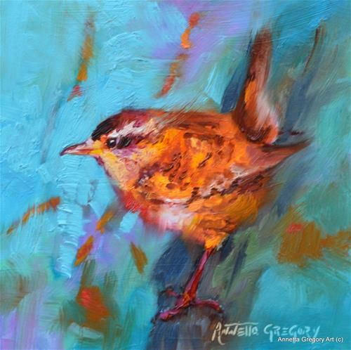 Original Fine Art For Sale: 1729 Best Images About Berds & Tweeters Too On Pinterest