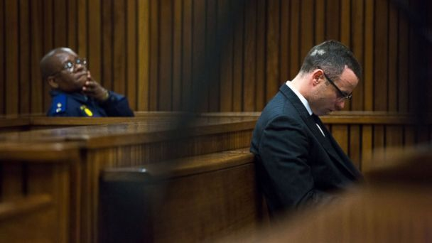 Oscar Pistorius' Psych Tests Over, Trial to Resume - ABC News