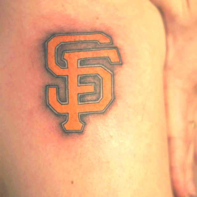 1000 images about sf giants tattoos on pinterest. Black Bedroom Furniture Sets. Home Design Ideas