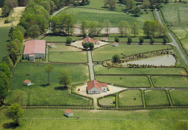 farm layout