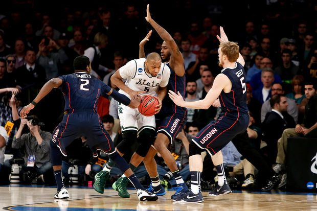 Tom Izzo more upset about Michigan State turnovers in Elite Eight loss than end of Final Four streak   MLive.com