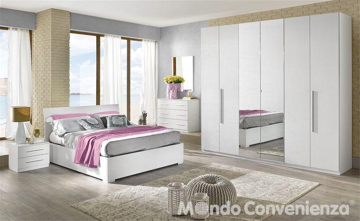 Camera da letto Eleonora - Mondo Convenienza 651 euro