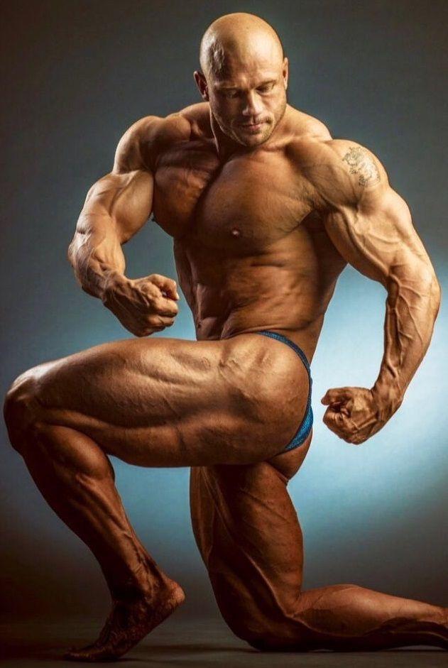 My Favorite Muscle Men — Kille Kujala