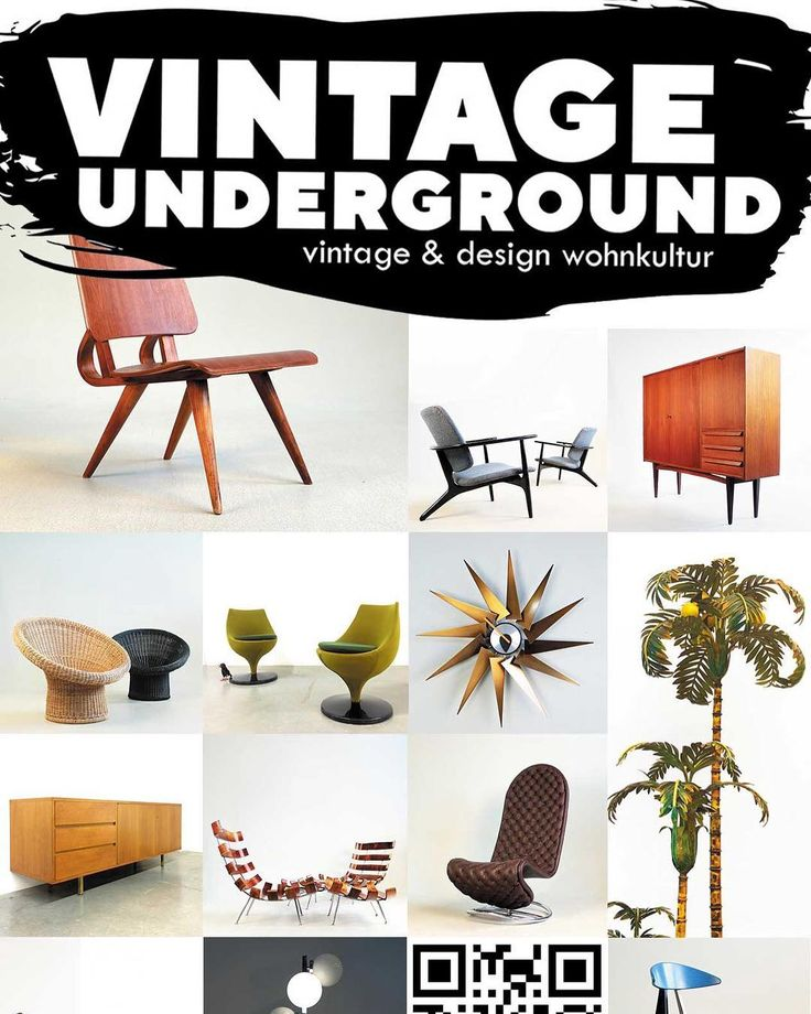 Coming soon: Vintage Underground the showroom in Cologne for vintage and design living culture powered by 19 West Furniture and Rheinstore. #19West #vintage #möbel #köln #cologne #designklassiker #mcm #midcentury #modern #fifties #sixties #seventies #furniture #home