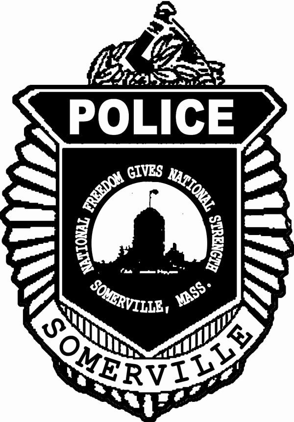 Police Badge Coloring Page Unique Somerville Police Badge Coloring