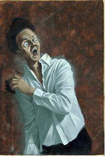 Giacomo Garelli Illustratore: CREAZIONE DEL PERSONAGGIO