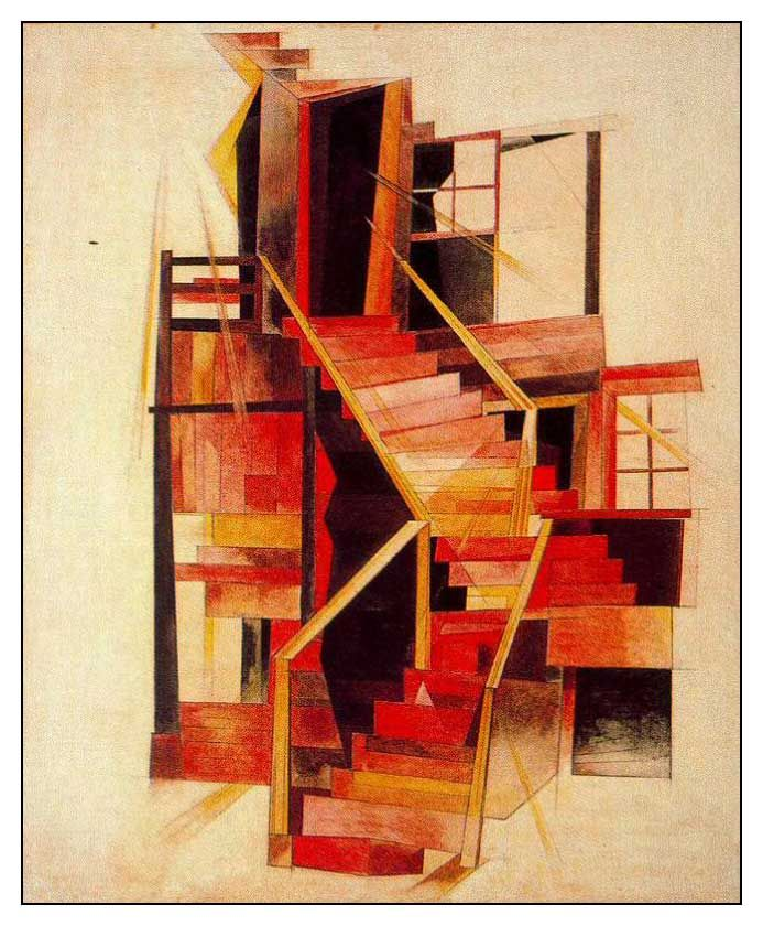 Charles Demuth started an art movement known as precisionism.
