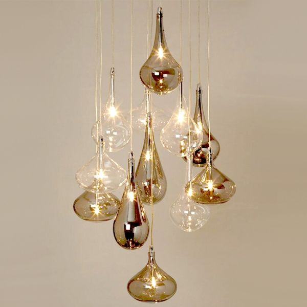 Rhian 12 Light Cluster Pendant Lighting 12782 Shipping To All The World Browse Project Light Cluster Pendant Lighting Pendant Lighting Modern Light Fixtures