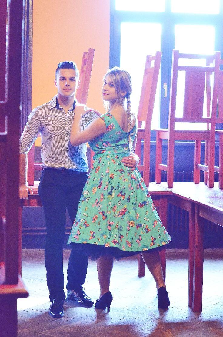 Vintage/retro šaty