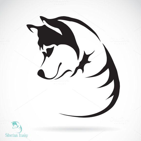 Image of a dog siberian husky by yod67 on @creativework247