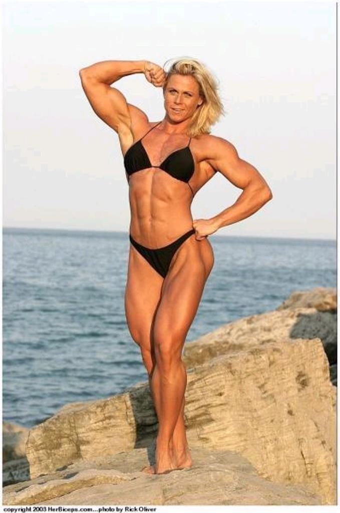 Christine Roth Fitness Amp Bodybuilding Women 1 Pinterest