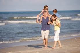 family beach photo - Google Search