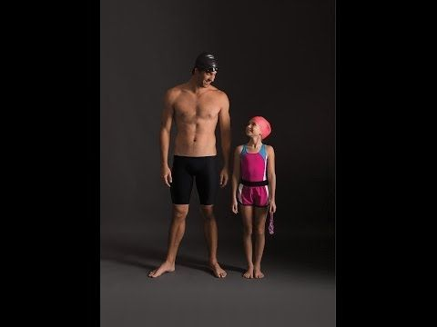 Michael Phelps Swim Fitness Commercial 2014