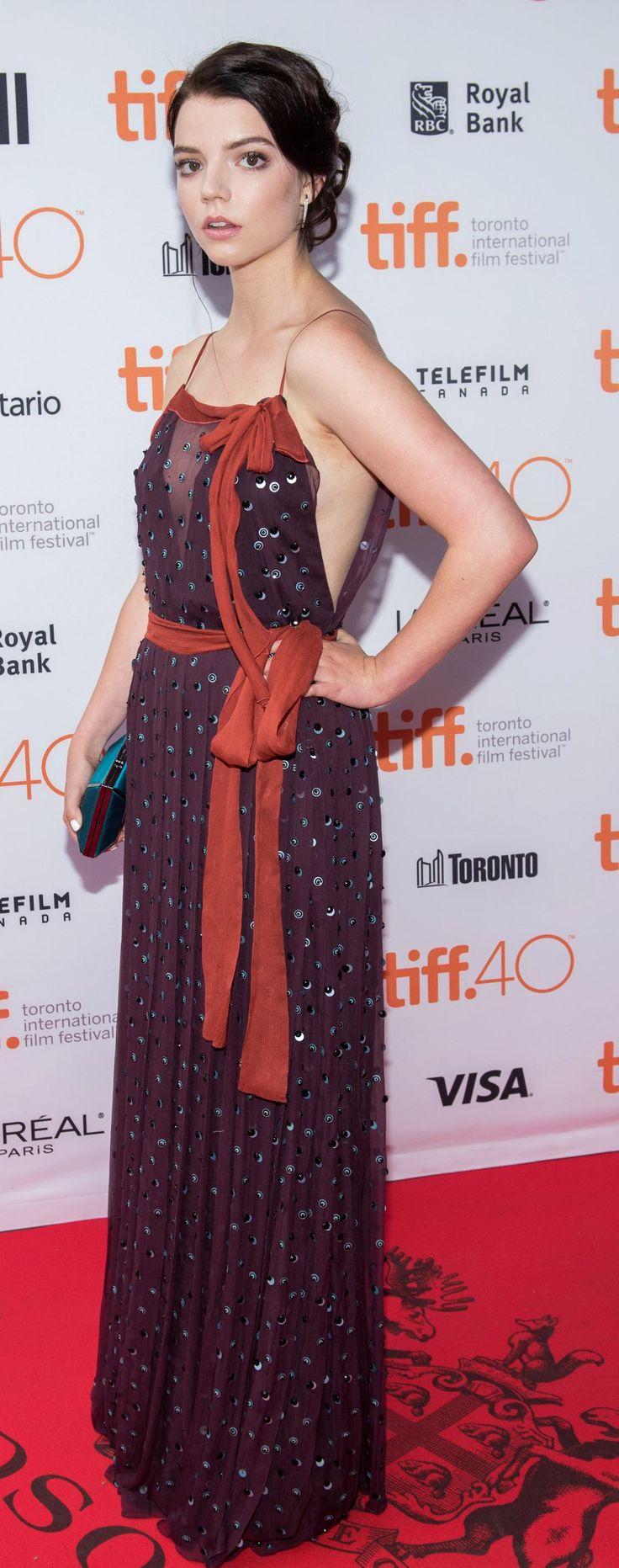Anya Taylor-Joy - Toronto International Film Festival - Album on Imgur