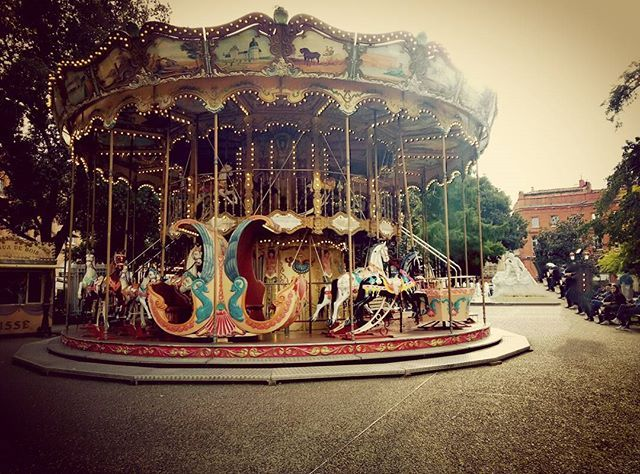 #Carousel  #loveMeIfYouDare #Toulouse #France  #PlaceWilson