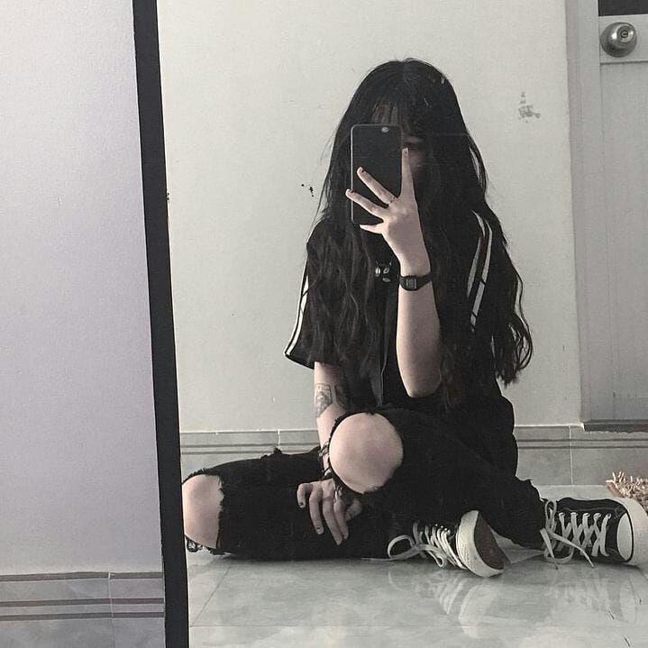 Muy oscuro? . . . . . ulzzang cute kawaii gwiomi kpop