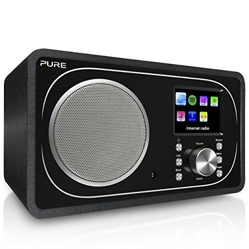 From 115.00 Pure Evoke F3 Digital Dab/fm/internet Radio With Spotify Connect And Bluetooth