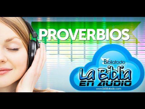 La Biblia en Audio - Proverbios - YouTube