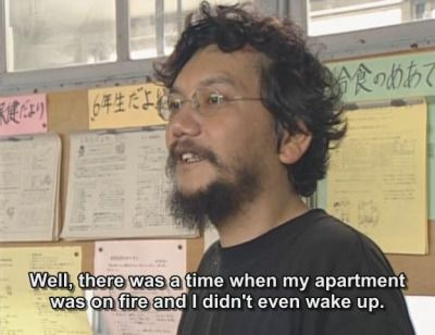 """slow-riot: """" I think about this Hideaki Anno quote on an hourly basis """""""