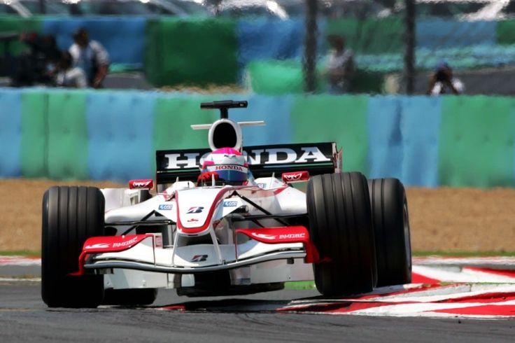 P25: Yuji Die (JPN) - Super Aguri-Honda SA06 - 0 Points #motorsport #racing #f1 #formel1 #formula1 #formulaone #motor #sport #passion