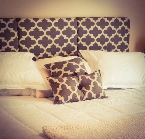 Delightful Momma Mia Moments : DIY King Headboard / Total King Size Bed Makeover For  $82