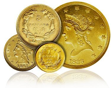 Rare gold coins are highly sought after by professional coin collectors and amateurs too. Many people like coin collecting as a hobby. Rare gold coins can surely make a very valuable investment for the future.