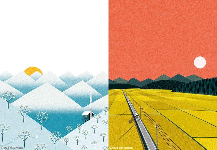 ryo-takemasa-paesaggi-illustrati