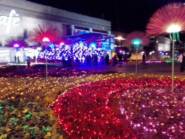 Prado de luces, Centro Comercial SantaFé, Bogotá D.C.