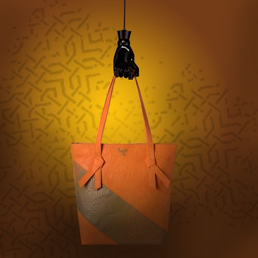 Mughal art and design has inspired the designers at Baggit to include the same on this beautiful #totebag from Baggit, giving it an aesthetic appeal. #inspiration