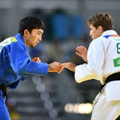 Olympic Games - Men's -66 kg Elimination Round of 32 Judo event