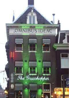 Even if you're not a stoner, these are some Amsterdam coffee shops still worth checking out.