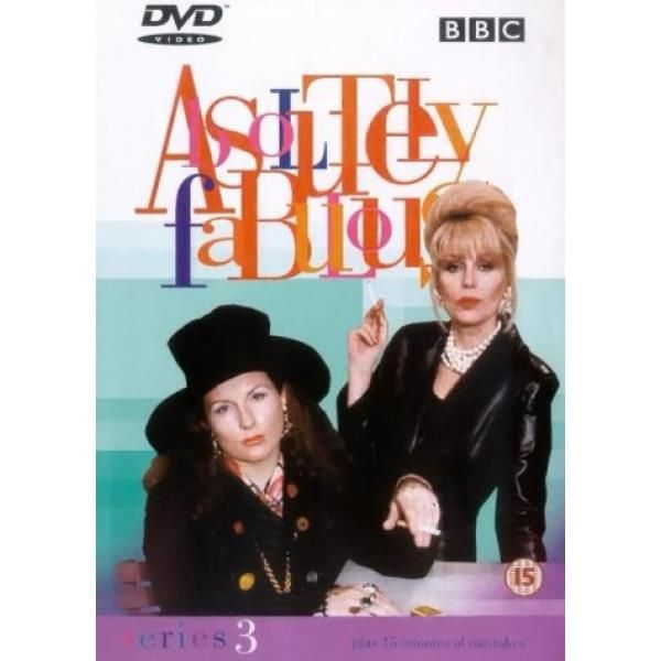 http://ift.tt/2dNUwca | Absolutely Fabulous - Series 3 DVD | #Movies #film #trailers #blu-ray #dvd #tv #Comedy #Action #Adventure #Classics online movies watch movies  tv shows Science Fiction Kids & Family Mystery Thrillers #Romance film review movie reviews movies reviews