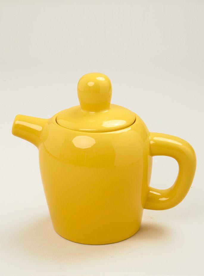 Couverture and The Garbstore - Homeware - Muuto - Bulky Porcelain Nordic Tea Pot
