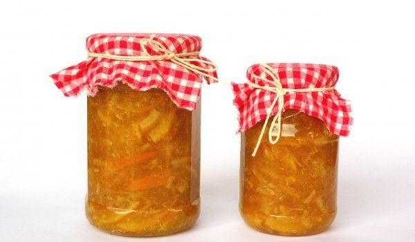Рецепта за Портокалово сладко с райска ябълка