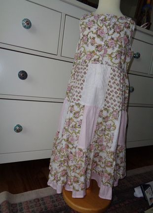 Langes kleid 122