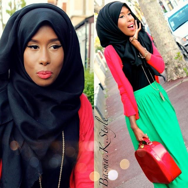 Liking the colour mix | Basma K