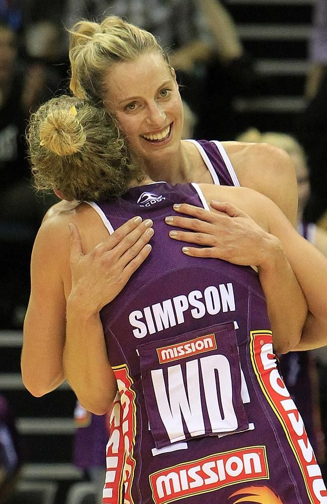 gabi simpson and laura geitz