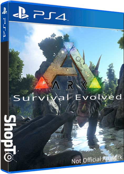Ark survival evolved how to save game ps4