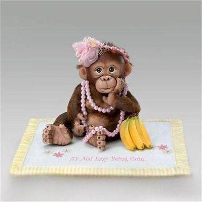Cute Monkey Doll