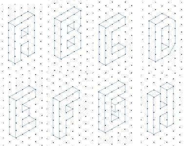 25 best Isometric images on Pinterest Technical drawings - 3d graph paper