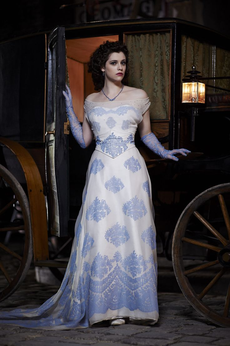 Dracula (TV 2013); Series Costume Design by Annie Symons