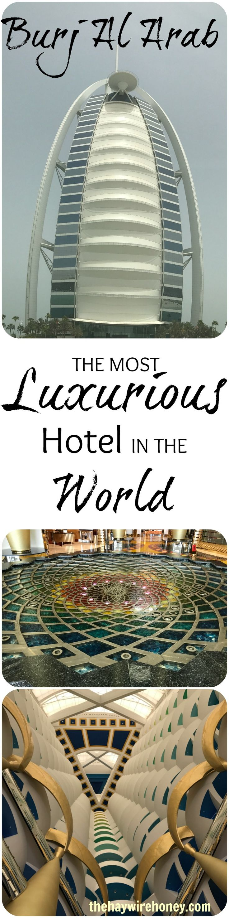 Eat at The Most Luxurious Hotel in The World – The Haywire Honey