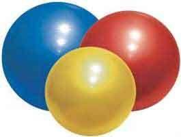 ballon de gym exercices pour le ahut du corps